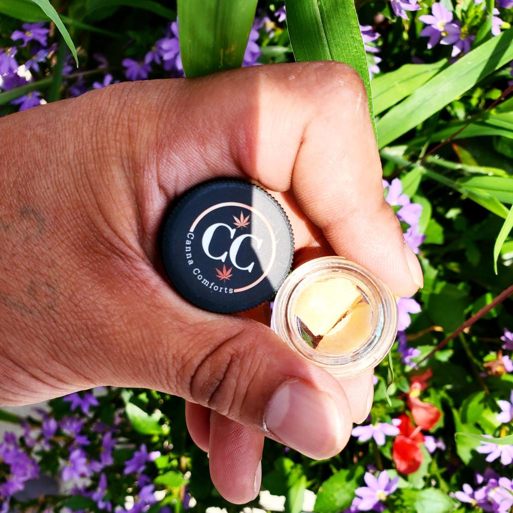 CBG Slab Concentrate 1 gram