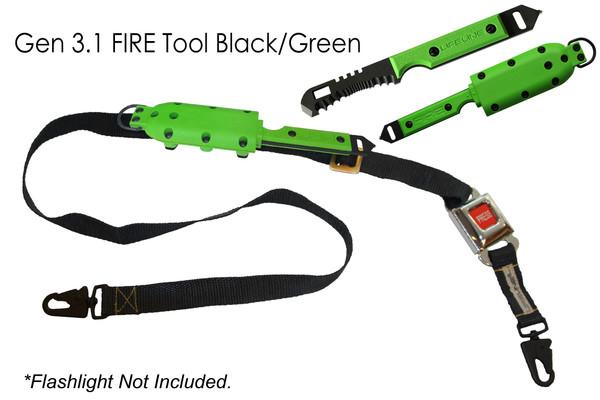 FIRE™ & Flashlight Strap Bundle