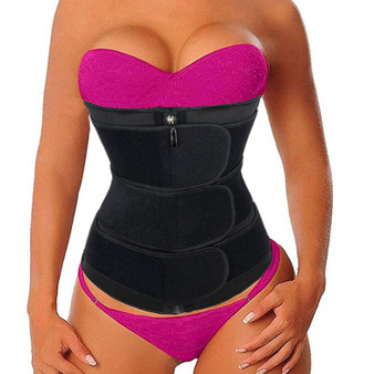 QueenLine Long Torso Waist Trainer Corset Slimming Belt Body Shaper Waist Cincher xs Neoprene Sauna Sweat Shapewear Abdominal Fitness Faja