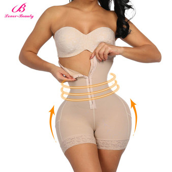 QueenLine Lover Beauty High Waist Control Panties for Belly Recovery Compression Butt Lifter Slimming Underwear Postpartum Girdle