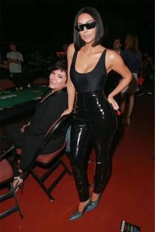 QueenLine Fashion Celebrity Black Pencil Flat Solid Zipper Fly Women's Pants Casual Pants