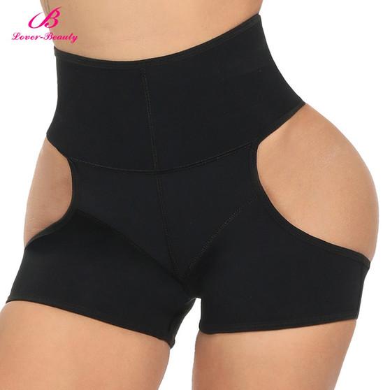 QueenLine Lover Beauty Women Shaperwears Sexy Butt Lifter Panty Body Enhancer Tummy Control Panties Briefs Underwear Booty Body Shaper