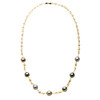 14K Tahitian Pearl Necklace Kuʻu Momi
