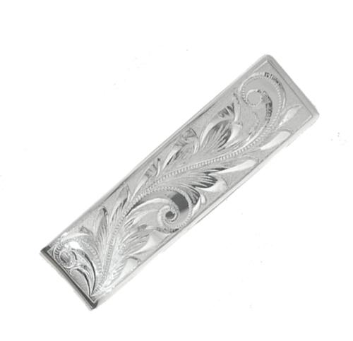 Sterling Silver Hawaiian Money Clip - 12mm