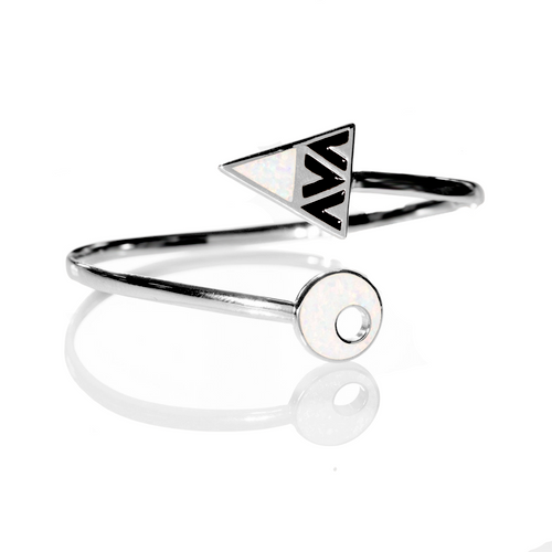 Sterling Silver 'Aina Collection Mauna Kea Bracelet - SOLD OUT