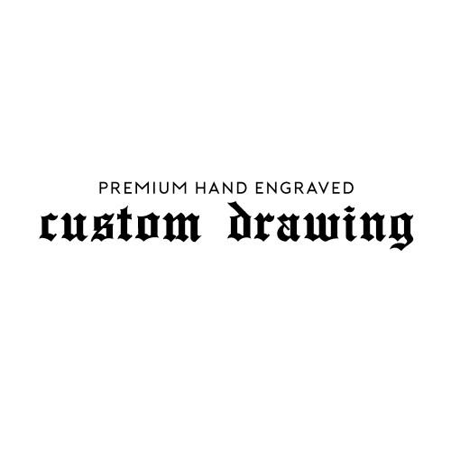 Custom Drawing (Non-Refundable)