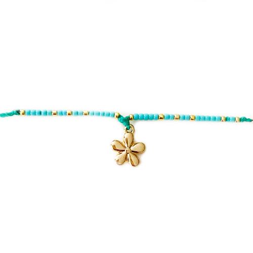 Wish Fashion Bracelet -  Plumeria