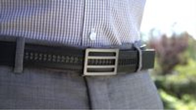GoTo Belt is back on Kickstarter with the Worlds First Reversible Automatic Belt