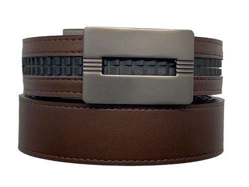 REVERB - Reversible Belt with Malibu Buckle