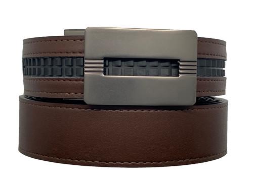 REVERB - Reversible Belt with Malibu Buckle