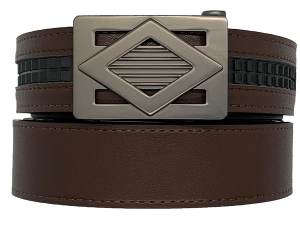 REVERB- Reversible Belt with Del Mar Buckle