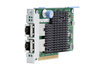 HPE 701525-001 10Gbps Ethernet Dual Port PCI Express 2.1 x8 561FLR-T Network Adapter for Gen8 Gen9 ProLiant and Apollo Servers (Grade A with 90 Days Warranty)