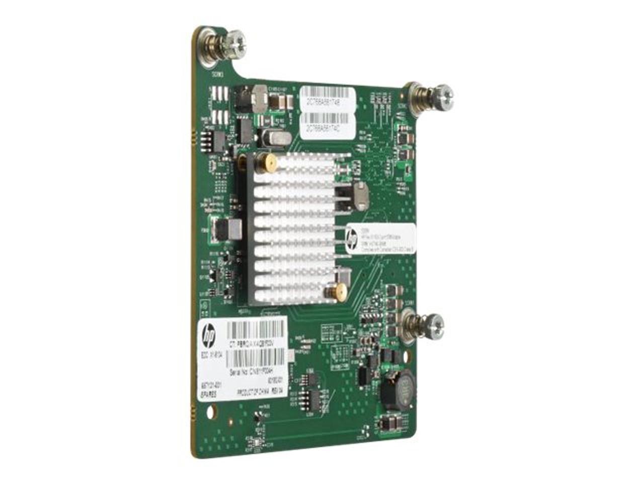 10GbE 2-Port PCI-E 2.0 x8 FlexibleLOM NIC 665243-B21 HPE 669281-001 560FLR-SFP
