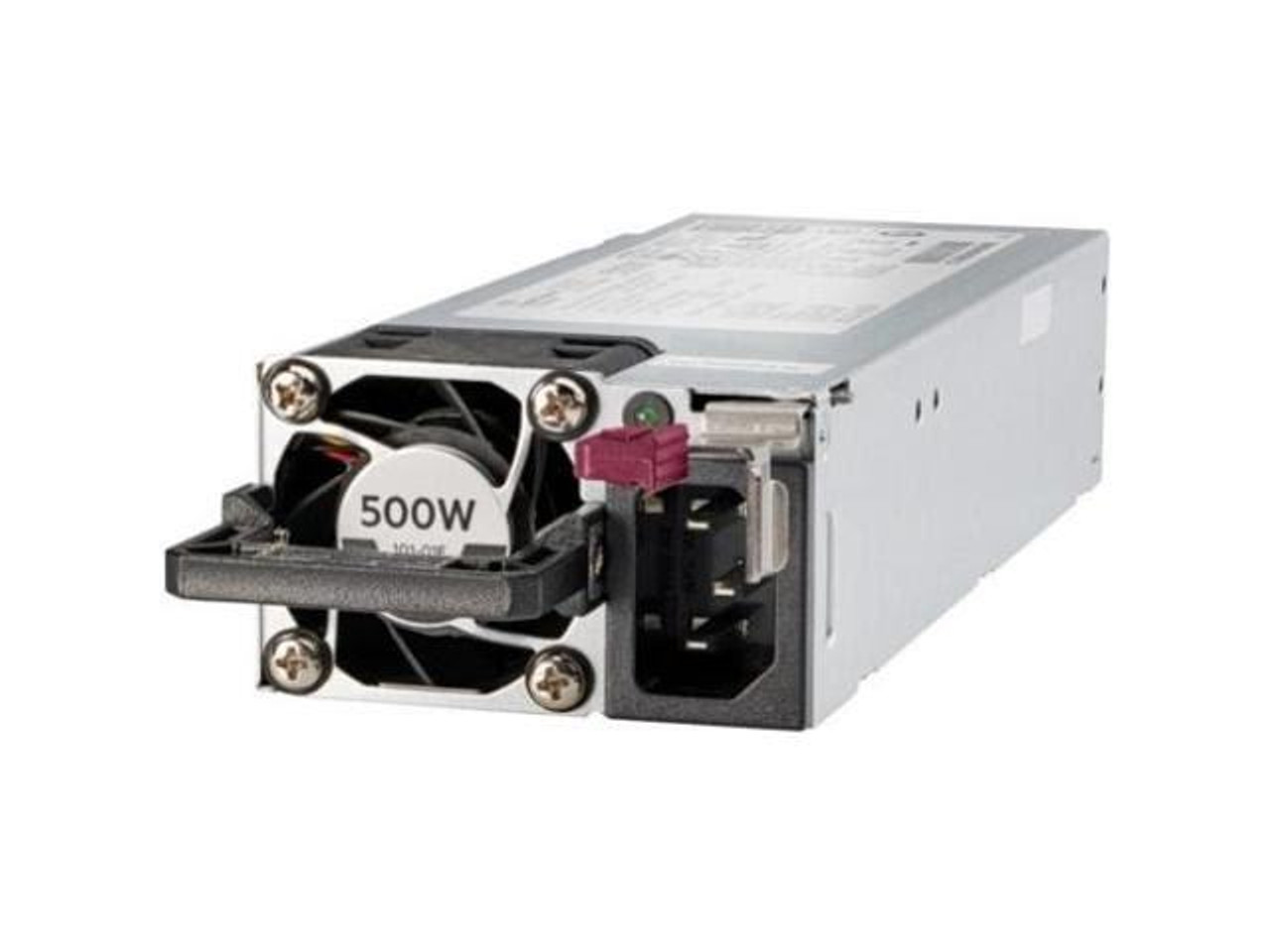 865408-B21 HPE 500W Flex Slot Platinum Hot Plug Power Supply 866729-001