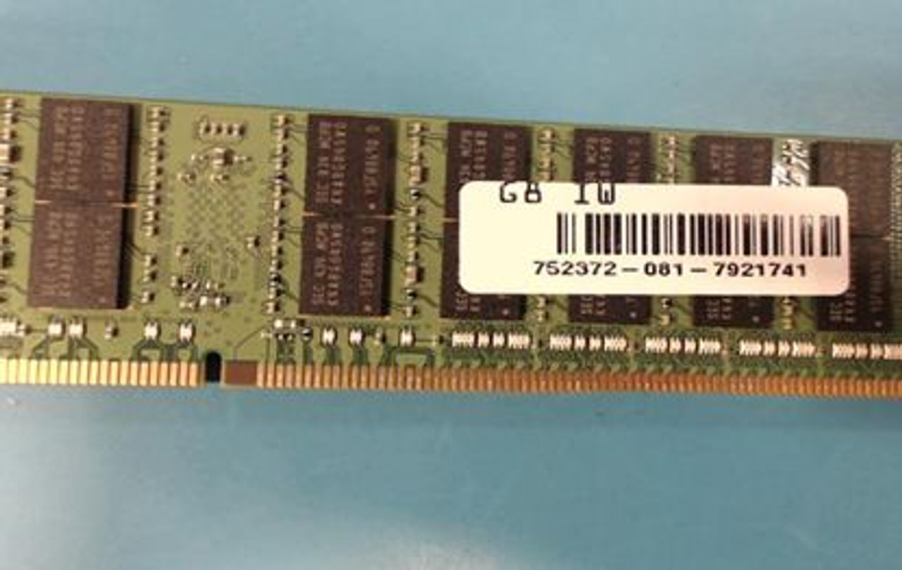 G9 Dual Rank X4 DDR4-2133 Registered DIMM PARTS-QUICK Brand 32GB Memory for HP ProLiant DL180 Gen9