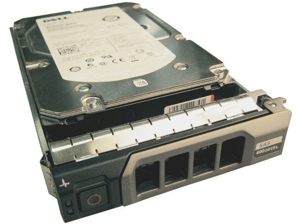Dell 342-2056 600GB 15000RPM 3.5inch Large form factor(LFF) 16MB Buffer SAS-6Gbps Hot-Swap Hard Drive for PowerEdge and PowerVault Servers (Brand New with 3 Years Warranty)