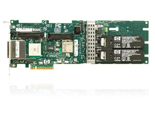 HPE P800 AD335A 512MB Buffer 16 Port PCI Express x8 BBWC SATA/SAS Smart Array RAID Controller
