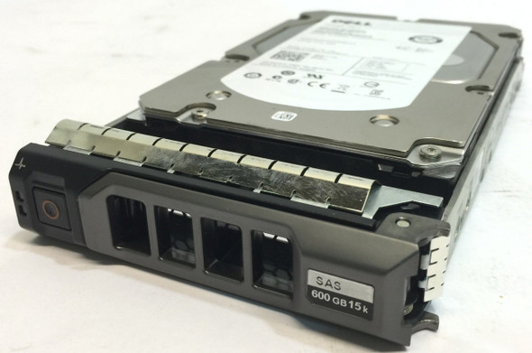 Dell WGDVK 600GB 15000RPM 3.5inch LFF SAS-6Gbps Hot-Swap Hard Drive for PowerEdge and PowerVault Servers (Brand New with 3 Years Warranty)