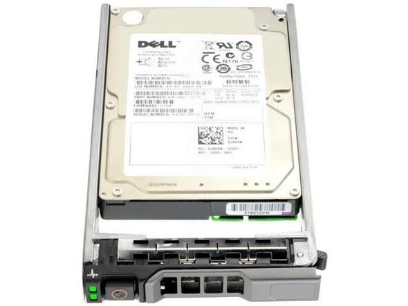Dell 342-2049 600GB 10000RPM 3.5inch LFF SAS-6Gbps Hot-Swap Hard Drive for PowerEdge and PowerVault Servers (Brand New with 3 Years Warranty)