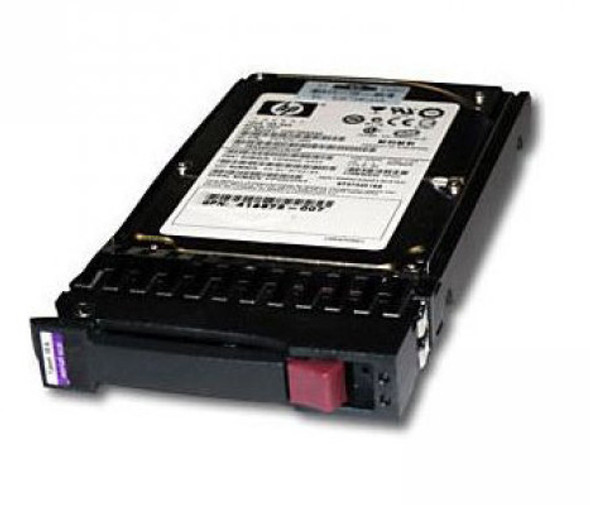 HPE DF0300BAERF 300GB 15000RPM 3.5inch Large Form Factor SAS-3Gbps Hot-Swap Internal Hard Drive for Generation2 to Generation7 ProLiant Servers and Storage Arrays (New Bulk Pack with 1 Year Warranty)