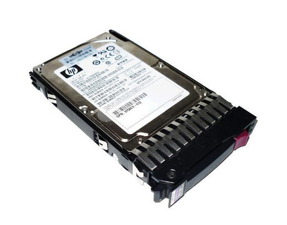 HPE 418020-001 300GB 15000RPM 3.5inch LFF Dual Port SAS-3Gbps Non Hot-Swap Hard Drive for ProLiant Gen4 to Gen7 Servers (Refurbished with Lifetime Warranty)