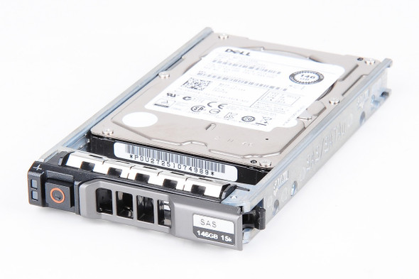 Dell G9076 300GB 10000RPM 3.5inch LFF Ultra-320 SCSI 80-Pin Hot-Swap Hard Drive for Poweredge Servers (New Bulk with 1 Year Warranty)
