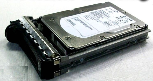 Dell G9076 300GB 10000RPM 3.5inch LFF Ultra-320 SCSI 80-Pin Hot-Swap Hard Drive for PowerEdge Servers (New Bulk Pack with 1 Year Warranty)