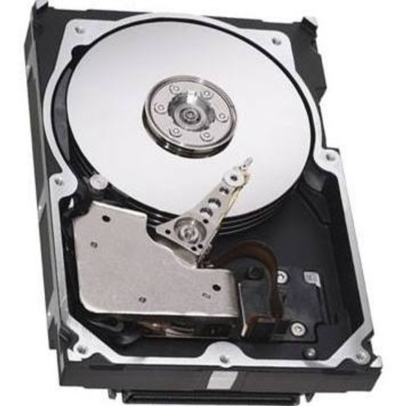 Dell JU654 300GB 15000RPM 3.5inch LFF Ultra-320 SCSI 80-Pin Hot-Swap Hard Drive for PowerEdge and PowerVault Servers (New Bulk with 1 Year Warranty)
