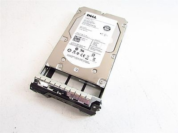 Dell 09VGK7 300GB 15000RPM 2.5inch Small Form Factor SAS-6Gbps Hot-Swap Internal Hard Drive for PowerEdge and PowerVault Server