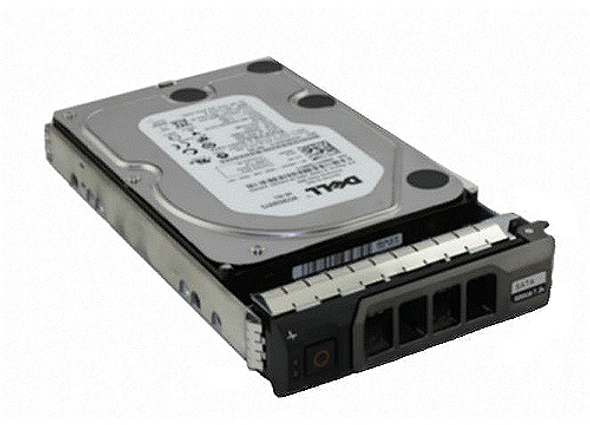 Dell MN571 300GB 10000RPM 3.5inch Large Form Factor 16MB Buffer SAS-3Gbps Single Port Hot Swap Hard Drive for Poweredge Server