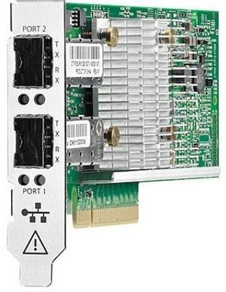 HPE 652497-B21 336T 1Gb Dual Port PCI Express 2.0 X4 Plug-in card Low Profile Gigabit Ethernet Network Adapter for ProLiant Gen8 to Gen10 Server (Brand New with 3 Years Warranty)
