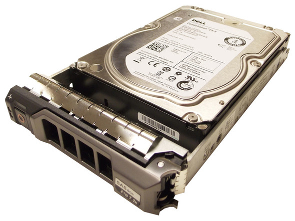 Dell 342-0451 2TB 7200RPM 3.5inch Large Form Factor SAS-6Gbps Hot Swap Internal Hard Drive for Poweredge and Powervault Server