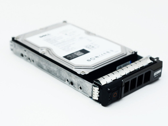 Dell JP077 300GB 15000RPM 3.5inch LFF Ultra-320 80 Pin SCSI Hard Drive for PowerEdge Servers (New Bulk with 1 Year Warranty)