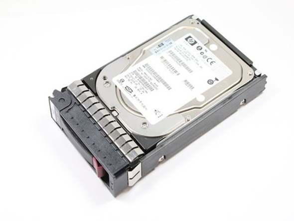 HPE 454228-003 450GB 15000RPM 3.5inch Large Form Factor SAS-3Gbps Dual Port Hot-Swap Internal Hard Drive for Generation1 to Generation7 ProLiant Servers
