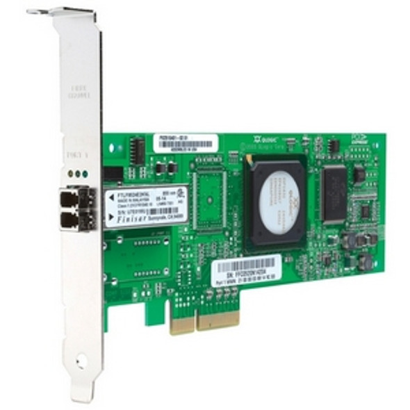 HPE AD167A FC2143 4GB Single Port PCI-X 2.0 Fibre Channel Auto-Negotiation Host Bus Adapter for ProLiant Server