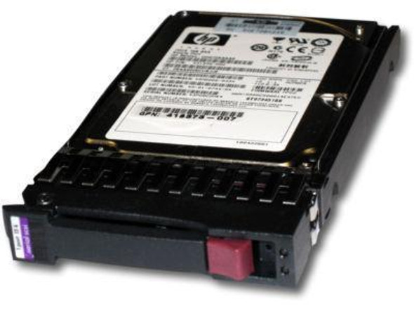 HPE 658537-001 600GB 10000RPM 2.5inch Small Form Factor SAS-6Gbps Hot-Swap Internal Hard Drive