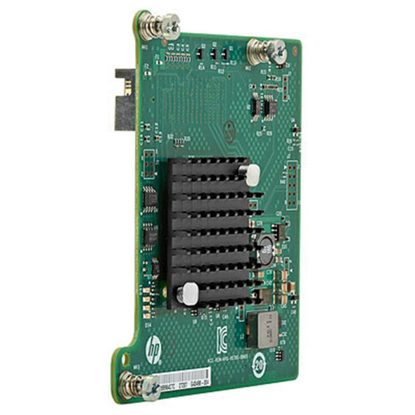 HPE 665246-B21 Ethernet 10Gbps Dual-Port PCI Express 2.0 (Gen2) x8 560M Network Adapter for ProLiant BL-c Servers and Switches (Brand New with 3 Years Warranty)