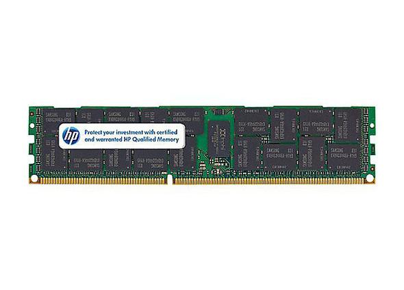HPE 647901-B21 16GB (1x16GB) 1333 MHz 240-Pin PC3-10600 ECC Registered CL-9 Dual Rank DIMM DDR3 SDRAM Memory for ProLiant Server