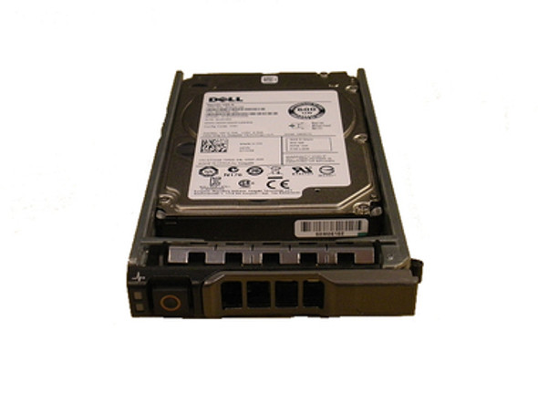 Dell 05R6CX 600GB 10000RPM 2.5inch SFF SAS-6Gbps Hot-Swap Internal Hard Drive for PowerEdge and PowerVault Servers (New Bulk Pack with 1 Year Warranty)