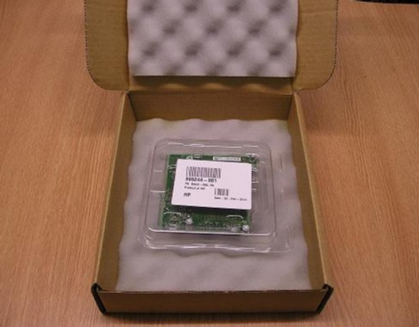 HPE 669282-001 Ethernet 10Gbps Dual-Port PCI Express 2.0 (Gen2) x8 560M Network Adapter for ProLiant BL-c Servers and Switches (Brand New with 3 Years Warranty)