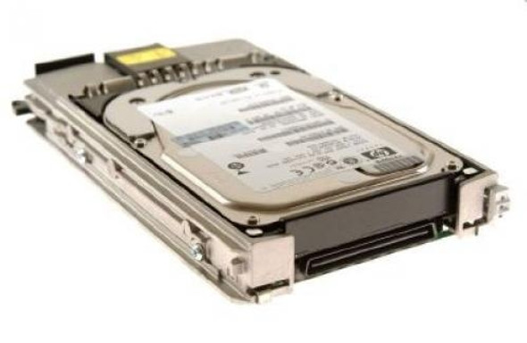 HPE 443188-003 300GB 15000RPM 3.5inch LFF Wide Ultra-320 SCSI 80-Pin Hard Drive for ProLiant Gen1 to Gen4 Servers (Refurbished with 90 Days Warranty)