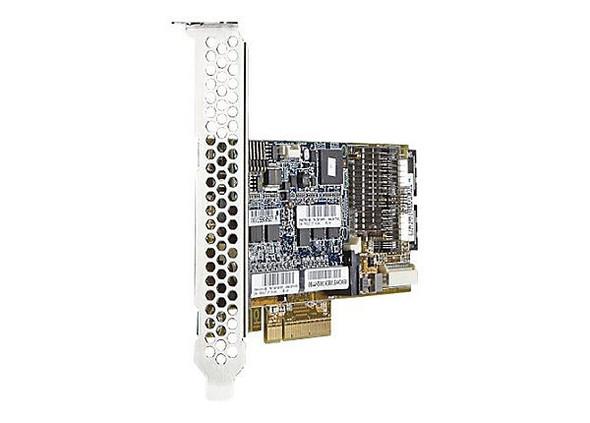 HPE 631671-B21 Smart Array P420/2GB Flash Backed Write Cache (FBWC) SATA/SAS-6Gbps Dual Ports Int RAID Storage Controller (New Bulk with 1 Year Warranty)