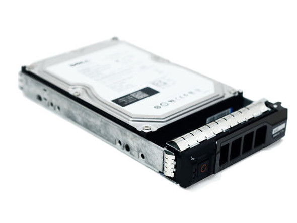 Dell 0P439R 600GB 15000RPM 3.5inch LFF SAS-6Gbps Hot-Swap Hard Drive for PowerEdge and PowerVault Servers (New Bulk Pack with 1 Year Warranty)
