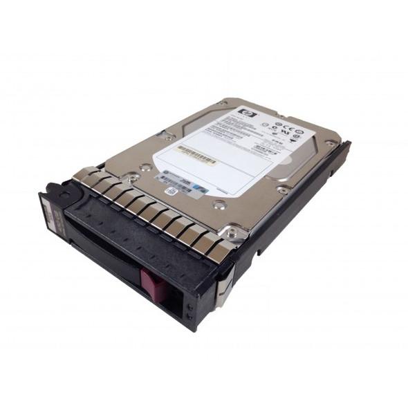 HPE 586592-002 450GB 15000RPM 3.5inch Large Form Factor SAS-6Gbps Hot-Swap Dual Port Enterprise Hard Drive for Modular Smart Array 2