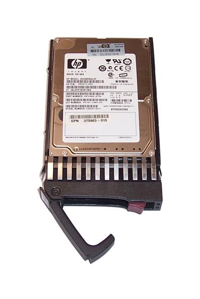 HPE DG0300BALVP 300GB 10000RPM 2.5inch Small Form Factor SAS-3Gbps Dual Port Hot-Swap Internal Hard Drive for ProLaint Server and Storage Arrays