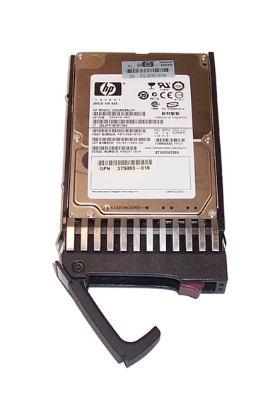 HPE DG0300BALVP 300GB 10000 RPM 2.5 inch Small Form Factor SAS-3Gbps Dual Port Enterprise Hard Drive for ProLiant Gen2 to Gen7 Servers (30 Days Warranty)