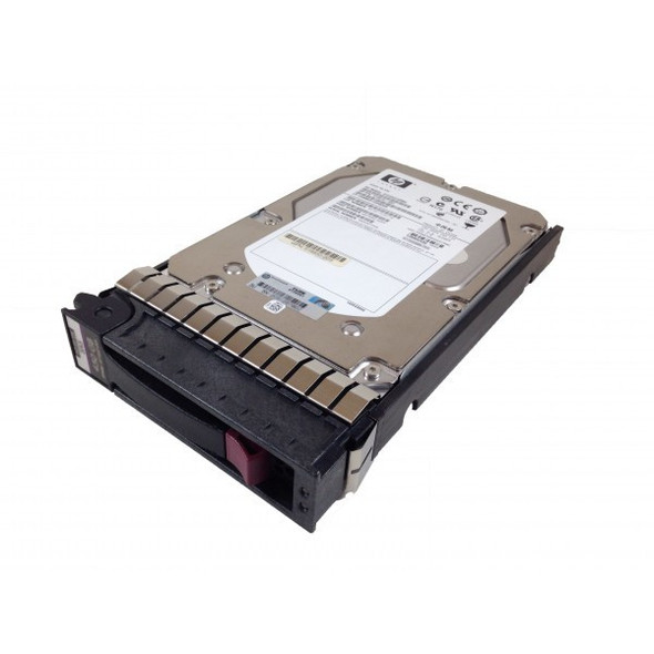 HPE 581284-B21 450GB 10000RPM 2.5inch SFF Dual Port SAS-6Gbps Enterprise Hard Drive for ProLiant Gen4 to Gen7 Servers (New Bulk with 1 Year Warranty)
