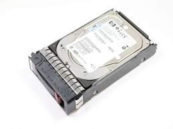 HPE 454228-002 300GB 10000 RPM 3.5inch Large Form Factor SAS-3Gbps Enterprise Hard Drive for ProLiant Gen2 to Gen7 Servers (New Bulk Pack with 1 Year Warranty)