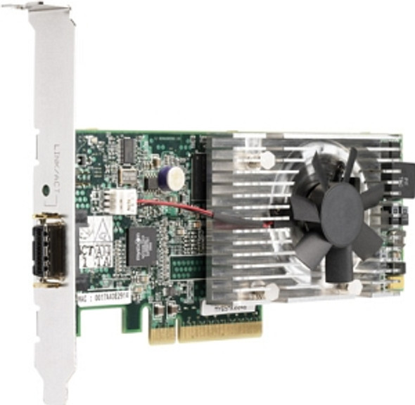 HPE NC510C 414129-B21 10Gbps PCI Express -1.1 x8 Plug in card Multifunction Gigabit Ethernet Network Adapter for ProLaint Server
