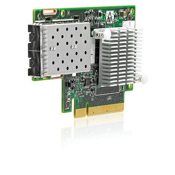 HPE NC524SFP 489892-B21 10Gbps Dual Port PCI Express -2.0 x8 Plug-in Card Wired Network Adapter for ProLaint Server